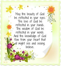 Blessing for today!