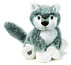 Webkinz Gray Wolf ~ Wishlist