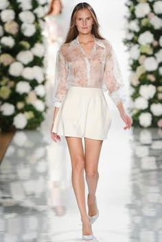 Valentin Yudashkin Spring 2015 Ready-to-Wear Fashion Show: Complete Collection - Style.com