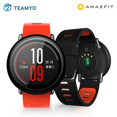 152.99$  Buy here - http://ali9sd.worldwells.pw/go.php?t=32725282406 - Xiaomi Huami Amazfit Sport Smart Watch Real time GPS Glonass Heart Rate Monitor Pulse IP67 Waterproof Bluetooth  WiFi Smartwatch 152.99$