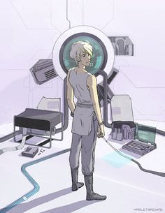Starfighter -- Abel <3