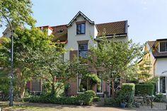 Hoekwoning Bos en Vaartstraat 29, Haarlem