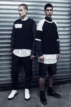 Alexander Wang Menswear SS13