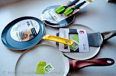 Тест-обзор блинных сковородок.
