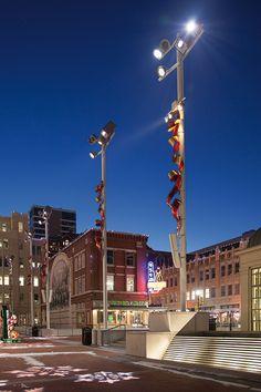 Structure K - Technilum - Fort Worth, USA