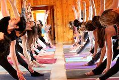 Hot Yoga teacher training Calgary / Canmore