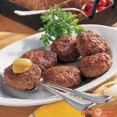 Berlini fasírt Tasty, Beef, Dinner, Ethnic Recipes, Food, Berlin, Drink, Dining, Meal