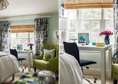 Bedroom : In Living Color | Katie Rosenfeld Interior Design