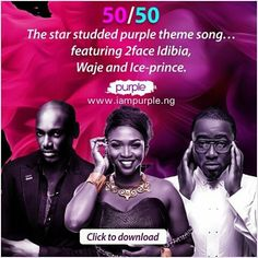 Accueillir en Gbetu TV: Have you heard the new song by 2Baba, Waje and Ice Prince?