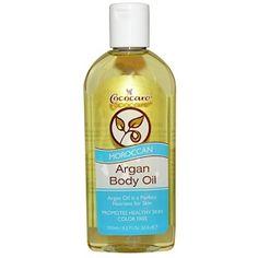 501bddbf4 Cococare, Moroccan Argan Body Oil, 8.5 fl oz (250 ml)