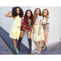 Little Mix News ❤ liked on Polyvore featuring pictures