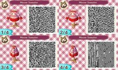 QR codes - ACNL : Animal Crossing New Leaf
