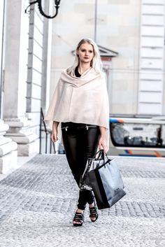 No Name Brand = No Name Blogger? Are we all addicted to brands? More on Be Sassique  #black #autumntrend #trend #style #fashion #munich #münchen #mode #herbsttrend #damenmode #blogger #fashionblogger #abercrombie #veromoda #boss #hugoboss