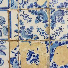 #tile #porto #portugal #tiles #tiled #houses #tileaddiction #blue by citylandriver