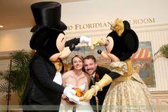 Disney Wedding Pavilion and Grand Floridian Photography