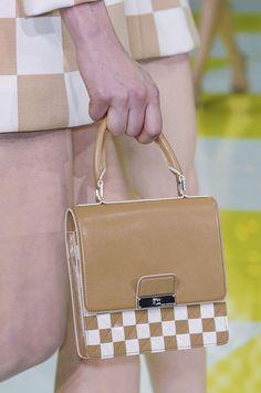 #Louis Vuitton Spring 2013 #Bags #Details