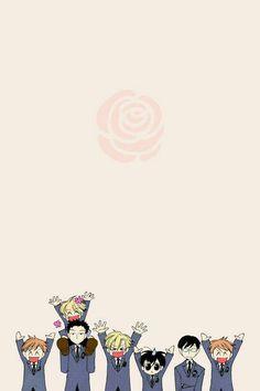 Wallpaper - Ouran Koukou Host Club ~ DarksideAnime