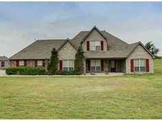 Spectacular 5BR, 3BA, 3CG home on 8 acres M/L. Open floor plan w/game room w/wet bar & ss appliances. Property has 1CG detached, pond w/dock & horse pasture.