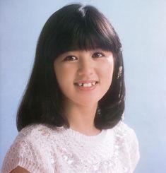 Mako Ishino Showa Period, Retro Vintage, Idol, Singer, Japan, Lady, Artist, Photography, Seiko