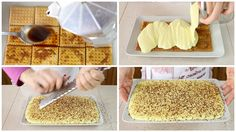 come preparare la crema della nonna, con una base veloce, caffè e ottima crema, senza cottura in forno, un dolce dell'ultimo minuto semplice e veloce