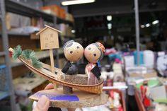 vintage souvenir by haxo.., via Flickr