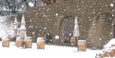 Shenandoah Valley in the winter. Provided by GoldCountryWineTours.com