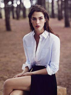 Crista C - female model at Le Management