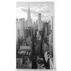 Shop for Benjamin Parker 'Manhattan' x Giclee Wall Art. Get free delivery On EVERYTHING* Overstock - Your Online Art Gallery Store! Manhattan, New York Buildings, Kare Design, Shades Of Grey, New York Skyline, Nyc, Wall Art, Ab Sofort, Travel