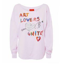 Art Lovers Long Sleeved Acorn T-Shirt