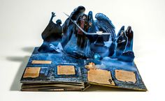 Harry Potter: A Pop-Up Book: Lucy Kee, Bruce Foster, Andrew Williamson: 9781608870080: Amazon.com: Books