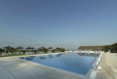 #parador de #mazagon #bodatreendy #piscina #summerwedding