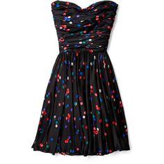 #pokadot #dress