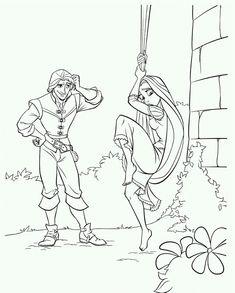 Snow White Coloring Pages   Ausmalbilder   Colorear disney ...
