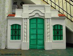 el taller del tío apó: Casita de Tucumán Casa Real, Ideas Para, Mansions, House Styles, Home Decor, Gardens, Bricolage, Decoration Home, Manor Houses