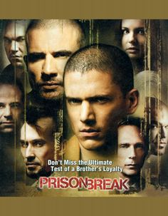 Prison Break-The best TV series (crime,thriller) I have watched so far. Very addictive! Michael Scofield, Best Series, Tv Series, Wade Williams, Sara Tancredi, Amaury Nolasco, Michael And Sara, Stacy Keach, Dominic Purcell