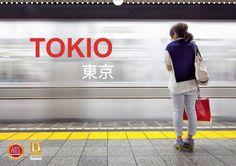 Tokio - CALVENDO Posterbuch von Jan Christopher Becke - #calvendo #kalender #calvendogold #fotografie #tokio