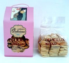 Cookies Box: My Customer changed packaging for New and Best Seller Now