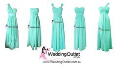 Tiffany Blue Bridesmaid Dresses Uk - Weddingoutlet Co Nz Wedding Outlet