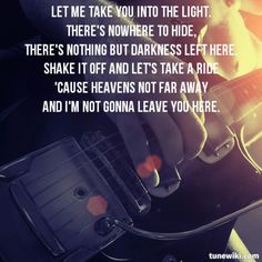 Let The Sparks Fly by Thousand Foot Krutch