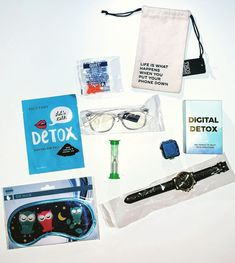 The March box was all about taking a break from electronic devices to improve mental health. The box included: detox face mask, cell phone sleeping bag, ear plugs, blue light blocking glasses, digital detox cards, sand timer, fidget cube, analog watch, and eye mask. We hope you loved it all! #youmatterbox Cube Analog, Fidget Cube, Sand Timers, Digital Detox, Improve Mental Health, You Matter, Ear Plugs, Electronic Devices, Sleeping Bag