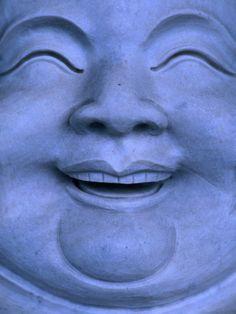 Detail of Buddha statue, Hualien, Taiwan