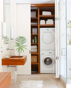 @SoudaBrooklyn / @onekingslane: But really…have you ever seen a laundry room more attractive than THIS? #sofreshandsoclean ✨Tap the link in our profile to check out 7 inspiring laundry rooms guaranteed to make Sunday chores something you actually look forward to.✨ [ courtesy of Meredith Corp.]Follow Souda on Tumblr