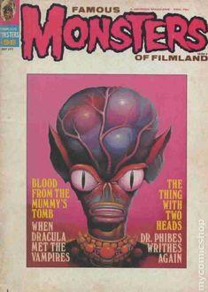 Famous Monsters of Filmland Magazine #98
