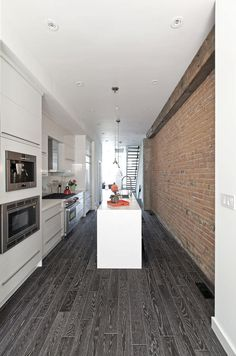 floors | brick | kitchen