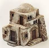 Wargaming Terrain, Fantasy House, Christmas Nativity, Concept Architecture, Little Houses, Model Trains, Play Houses, Diy For Kids, Projects To Try