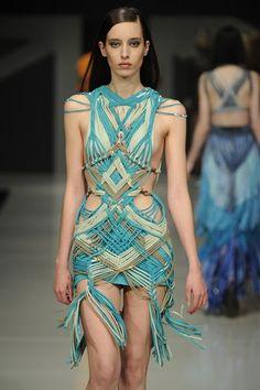 Graduate Fashion Week 2012:Karen Jenssen