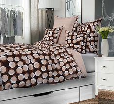 Kvalitní ložní soupravy ze 100% česané bavlny EXCLUSIVE Textiles, Firewood, Throw Pillows, Bed, Crafts, Home, Design, Woodburning, Toss Pillows