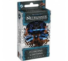 Android Netrunner LCG Fear and Loathing Data Pack.