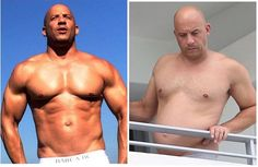 The Internet Is Freaking Out Over Vin Diesel's Dad Bod | Gym Flow 100