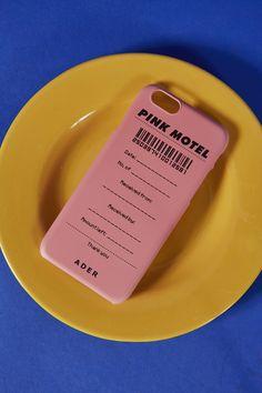 Receipt phone-case by @adererror
